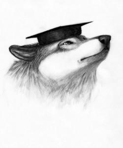 Грамотний вовк