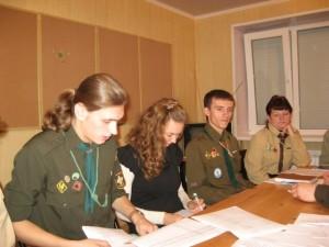 Учасники 10 З'їзду Донецької округи