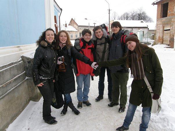 Учасники зустрічі у Самборі