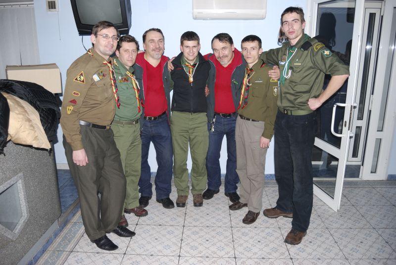 Брати Капранови і Сіроманці