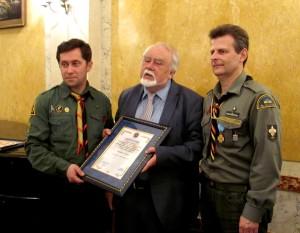 Ю. Леськів отримав премію